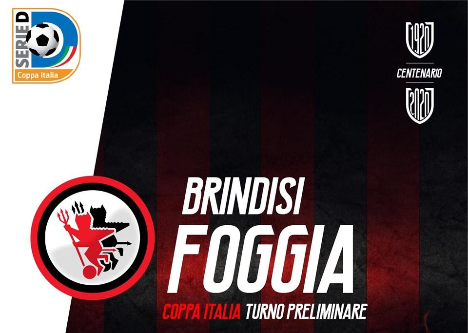 Calendario Venatorio 2020 Puglia.Coppa Italia Serie D Brindisi Foggia In Diretta Su Canale